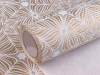 Ozdobný papír šíře 50 cm vlnitý (10 m)