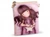 Dívčí kabelka 14x18 cm s potiskem (1 ks)