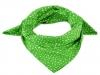 Bavlněný šátek s květy 65x65 cm (1 ks)