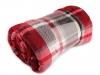 Deka Flannel fleece vánoční 150x200 cm (1 ks)