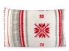 Povlak na polštář Flannel fleece vánoční 50x70 cm (1 ks)