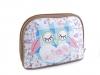 Kosmetická taška sova 15x22 cm (1 ks)
