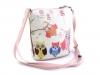 Dětská taška sovy 17x17 cm 2. jakost (1 ks)