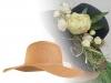 Dámský klobouk k dozdobení (1 ks)