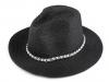 Dámský klobouk (1 ks)