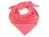 Bavlněný šátek s proužky 65x65 cm (1 ks)