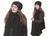 Pletená vesta / šála (1 ks)