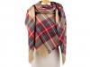Velký teplý šátek / pléd 145x145 cm (1 ks)