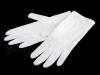 Společenské saténové rukavice pánské (1 pár)