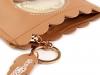 Peněženka / klíčenka s přesýpacím deštníkem (1 ks)