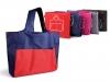 Skládací nákupní taška 38x40 cm (1 ks)