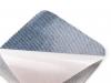 Nažehlovací záplaty riflové 7x7 cm (1 sáček)