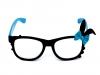 Karnevalové brýle bez skel (1 ks)