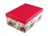 Papírová krabice s víkem 22x31 cm (1 ks)