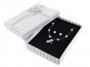 Krabička exklusivní s mašlí 12x16 cm (1 ks)