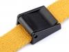 Spona vyklápěcí s aretací šíře 32 mm (2 ks)