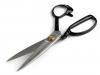 Krejčovské nůžky délka 23 cm celokovové (1 ks)