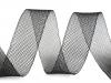 Modistická krinolína tuhá šíře 2,5 cm (1 m)