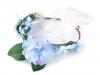Květinový věneček do vlasů (1 ks)