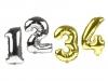 Nafukovací balónek číslice (1 ks)