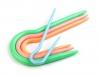 Plastové pomocné jehlice sada 4 ks (1 sada)