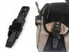 Spona / zapínání s regulací délky 33x116 mm (1 pár)
