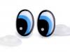 Bezpečnostní oči 14x22 mm (4 ks)