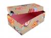 Papírová krabice s víkem 13x19 cm (1 ks)