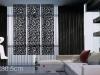 Závěsná dekorace - dělící stěna (1 sada)