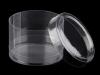 Plastová krabička / dóza Ø74 mm (1 ks)