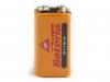 Ploché baterie 9V ULTRA prima Bateria Slaný (1 ks)