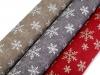 Imitace juty šíře 48 cm vánoční s glitry (4.5 m)