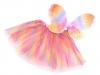 Karnevalový kostým - motýl (1 sada)