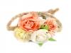 Náramek s květy (1 ks)