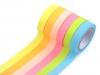Washi páska šíře 9 mm (1 karta)