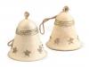 Vánoční zvoneček 64x75 mm (1 ks)