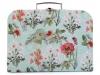 Vintage kufřík - velký 22x30 cm (1 ks)
