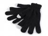 Pletené rukavice na mobil dotykové (1 pár)