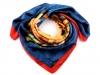 Velký saténový šátek 130x130 cm (1 ks)