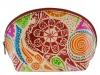 Pouzdro / kosmetická taška kožená 12x18 cm (1 ks)