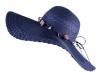 Dámský klobouk / slamák k dozdobení (1 ks)