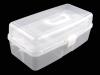 Velký plastový zásobník / kufřík rozkládací (1 ks)