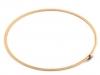 Vyšívací kruh bambusový, extra velký Ø33 cm (1 ks)